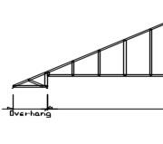 Truss Overhang