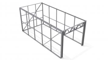 Panel Frame Storage