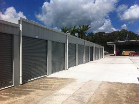 Storage Shed Units