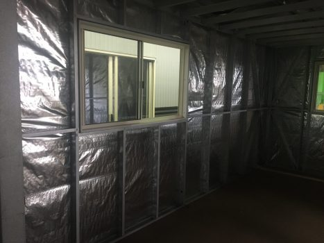 Steel Frame Panel