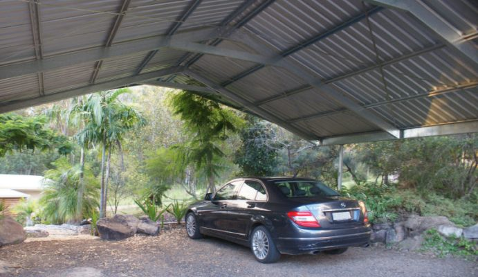 Carports covers mecano sheds and kit homes for Garage auto mecano buc