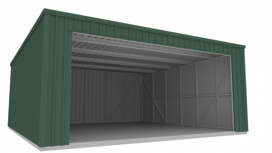 Flat Roof Shed Kit