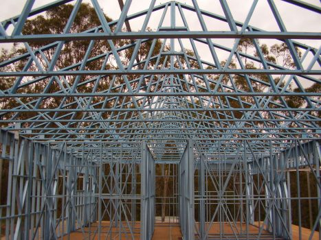 Flat pack Steel Framing