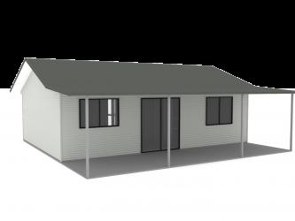 Steel Kit Home